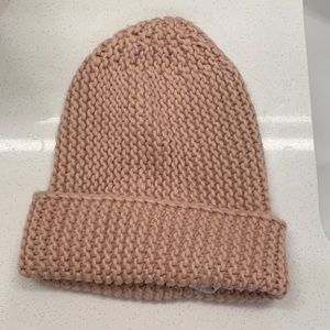 Forever 21 Pink Knit Beanie